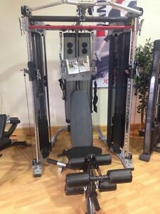 FT2 INSPIRE FUNCTIONAL TRAINER W BENCH +LEG RRP$6500+ Osborne Park Stirling Area Preview