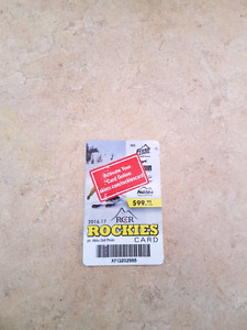 RCR Rockies Card - Cheaper then buying lift tickets