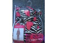 B/new in package plus size purple onesie