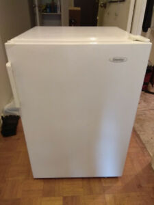 Danby 4.75 Cubic Foot Upright Freezer.
