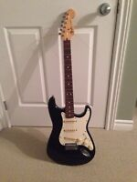 Fender Strat and Amp for sale!!