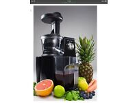 Professional Masticating Slow Juicer USED ONCE ONLY. NO BOX