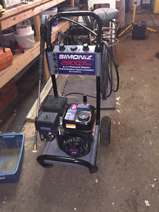 Pressure Washer for sale, like new!