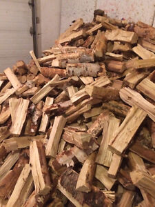Birch Firewood Bags $35 *Real Pictures/Deliveries/Seasoned Birch Strathcona County Edmonton Area image 2