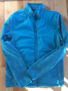 Running Room fit wear running jacket