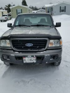 2008 Ford Ranger sports Pickup Truck