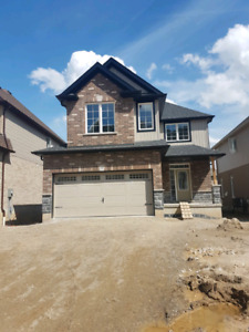 Brand New, Spacious HOUSE FOR RENT IN THE HEART OF KITCHENER