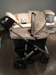Poussette / Stroller UPPAbaby Vista 2012 West Island Greater Montréal image 2