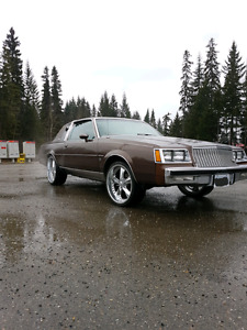 TRADE FOR TRUCK---1983 Buick Regal