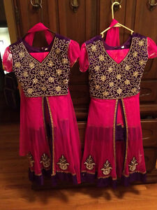 Indian suits for girls - sizes 34 & 32