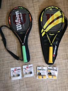 Tennis racquets new!