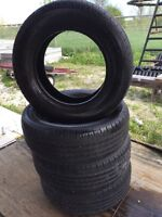 "GoodYear Integrity 16"" Tires BEST OFFER WILL DELIVER!!"
