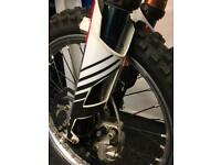 KTM SX150 2013 | VERY GOOD CONDITION | WHITE | UPGRADED FORKS | SX 150 125