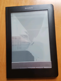 For sale is a Sony e-reader, spairs or repair