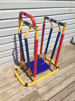 First Fitness exercise equipment for kids