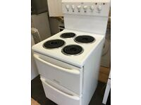 Creda 50 cm electric cooker in mint condition with a warranty of three months