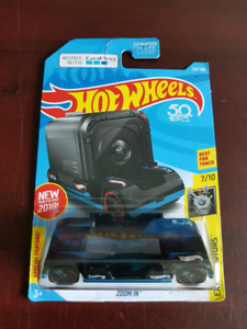 Hot Wheels - Zoom In (works with Go Pro)