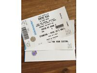 Dimitri Vegas & Like Mike STANDING ticket @ The SSE ARENA in Belfast