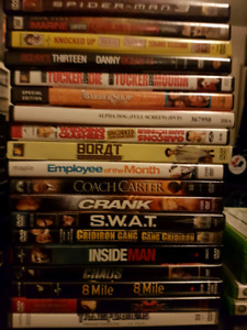 Good DVD'S For Sale!