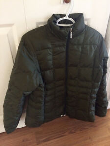 For Sale Woman's  Lands End Down Puffer