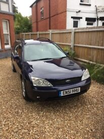 Ford Mondeo Estate 2.0l