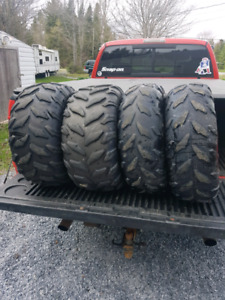 Stock ATV tires for sale