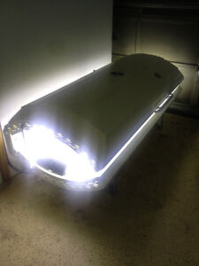 SunQuest Sunbed 220v