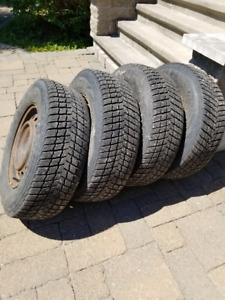 Pneus Hiver WinGuardSUV 235/70R16 Winter