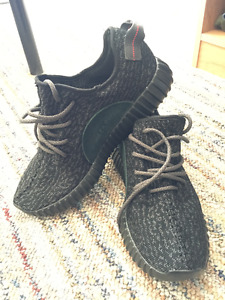 Pirate Black Yeezy Boost US-10 for Sale