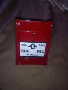 Fire alarms and accessories