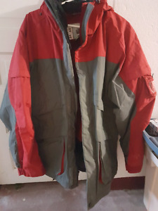 Billabong winter jacket in excellent used condition