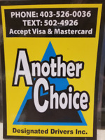 Another Choice Designated Drivers Inc.