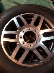 pneus hiver pour camion Ford-250