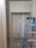 Professional Drywall installers and taping services