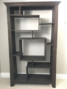 Solid Wood Shelf in Excellent Condition