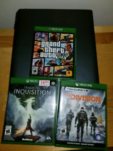 3 game gta is brand new