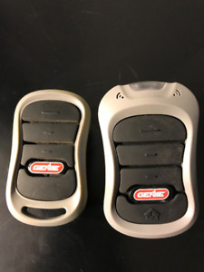 Genie garage door openers 3 button intellicode close confirm