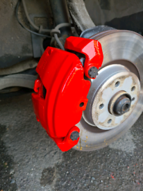Caliper / drum painting service cheap quotes