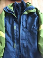 Boys Columbia winter jacket