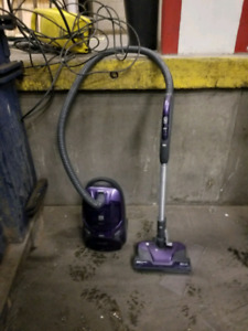 Brand new knmore elite vacuum