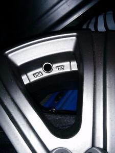 "Racing Rims! 16"" Aluminum (Matte Grey) 400$ obo Prince George British Columbia image 3"
