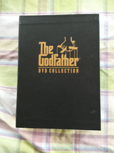 Godfather DVD Boxed Set for Sale