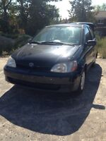 2000 Toyota Echo $850 as is