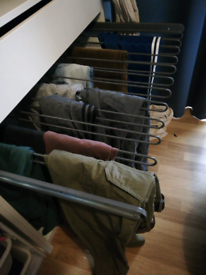 Ikea Komplement - Pull Out Trouser Hanger for 100cm PAX