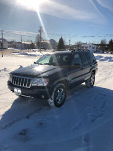 2004 Jeep Grand Cherokee Overland NO RUST