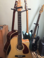 Guitar lessons - professional musician accepting guitar students