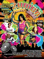 Zumba party from Gilda Production