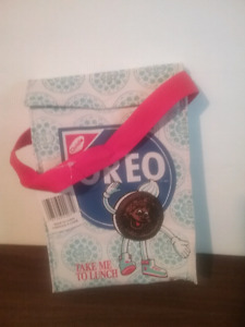 Vintage Oreo Cookie lunch bag ...never used