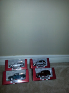 Kinsmart Diecast Scale Model Cars-Doors Open