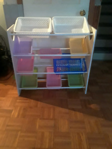 Kidskraft storage shelf
